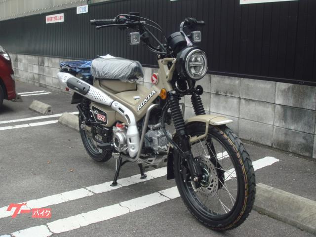 ホンダ CT125ハンターカブ NEWの画像(京都府