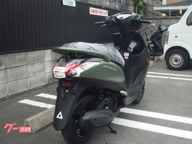 ヤマハ AXIS Z NEWカラーの画像(京都府