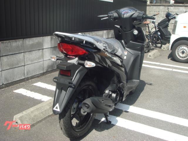 スズキ アドレス110 NEWの画像(京都府