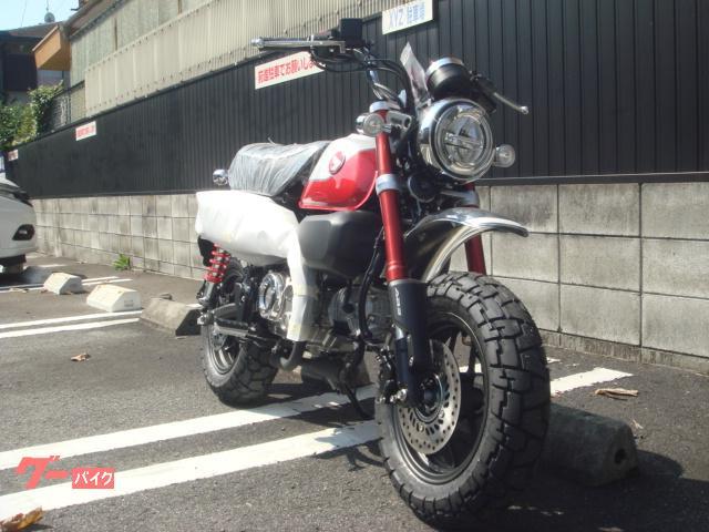 ホンダ モンキー125 NEWの画像(京都府