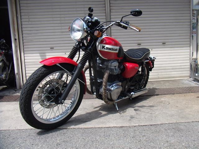 カワサキ W400 ローダウン仕様の画像(兵庫県