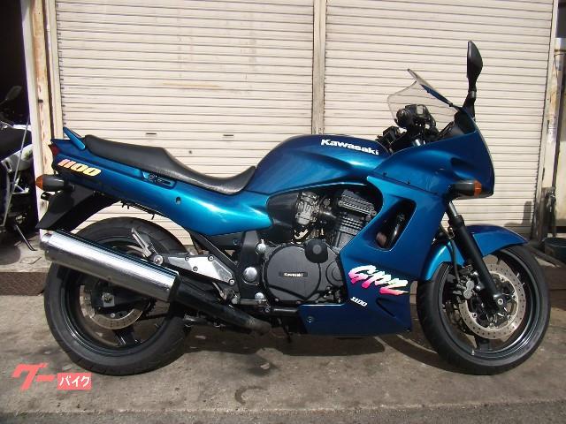 GPZ1100 逆車フルパワー