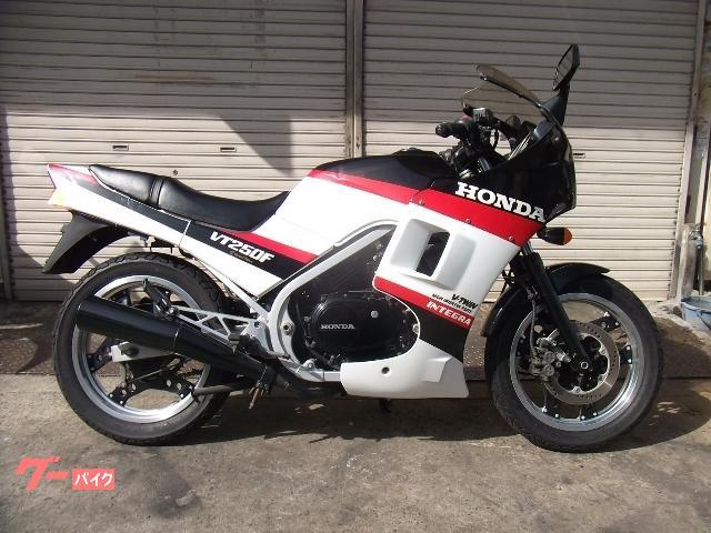 VT250Fインテグラ
