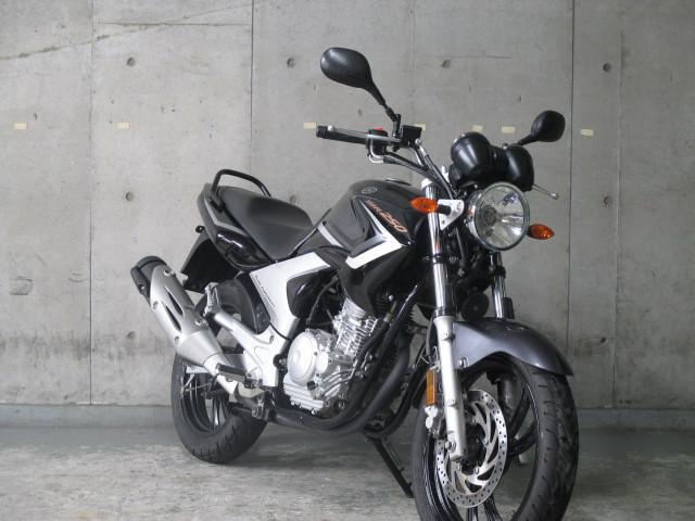 ヤマハ YBR250 FIモデルの画像(大阪府