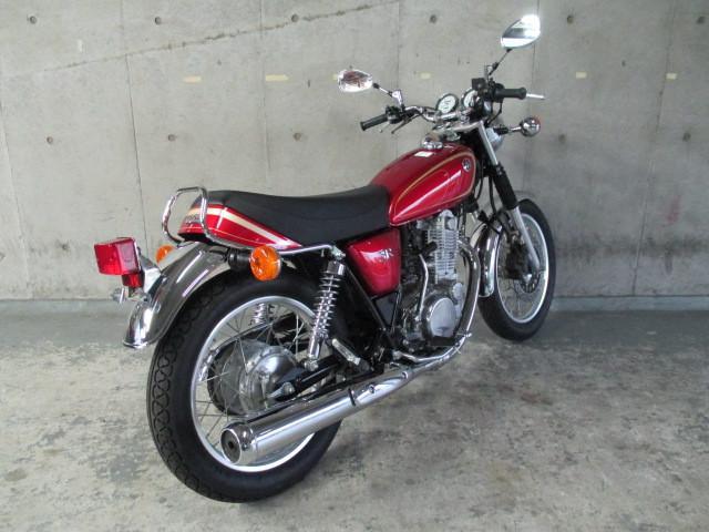 ヤマハ SR400 FIモデル ノーマル キー3本付の画像(大阪府
