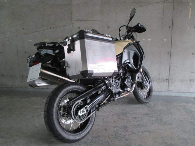 BMW F800GSアドベンチャーの画像(大阪府