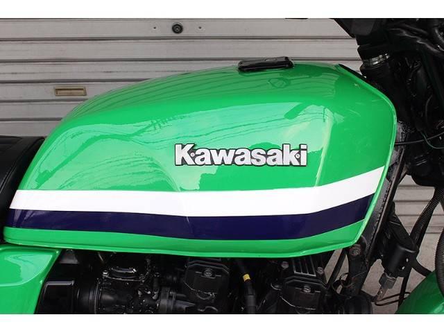 カワサキ Z750GPの画像(京都府
