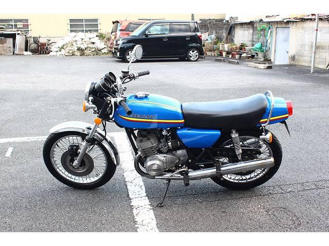 カワサキ 350SSの画像(京都府