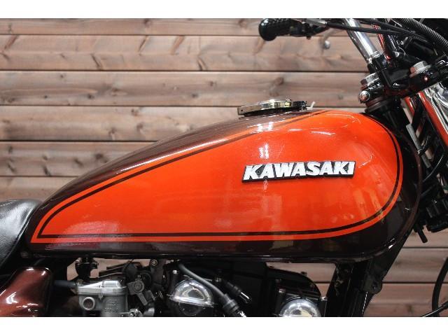 カワサキ Z-I レストア車 エンジンOH済の画像(京都府