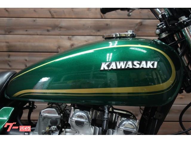 カワサキ KZ900 フルレストア車の画像(京都府