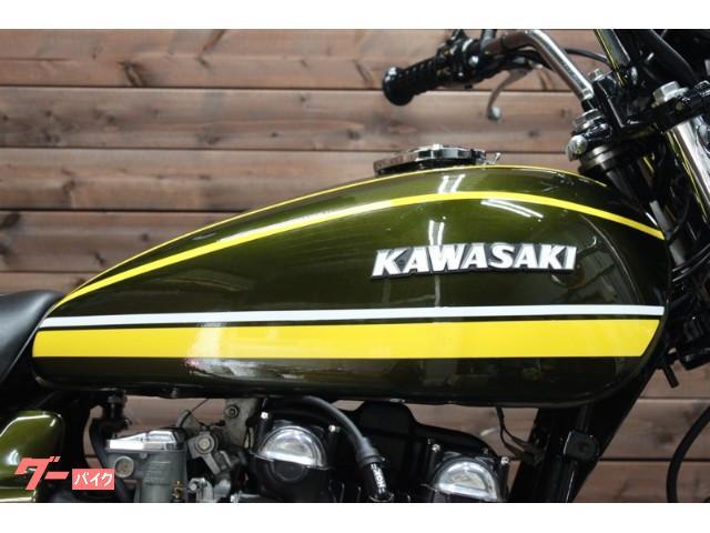 カワサキ Z-Iフルレストア車の画像(京都府