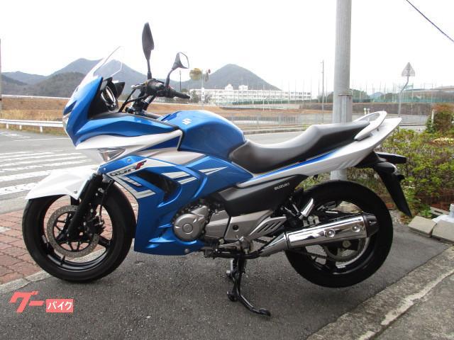 スズキ GSR250Fの画像(兵庫県