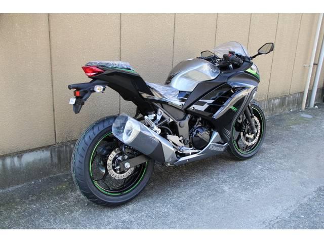 カワサキ Ninja 250 ABSの画像(大阪府
