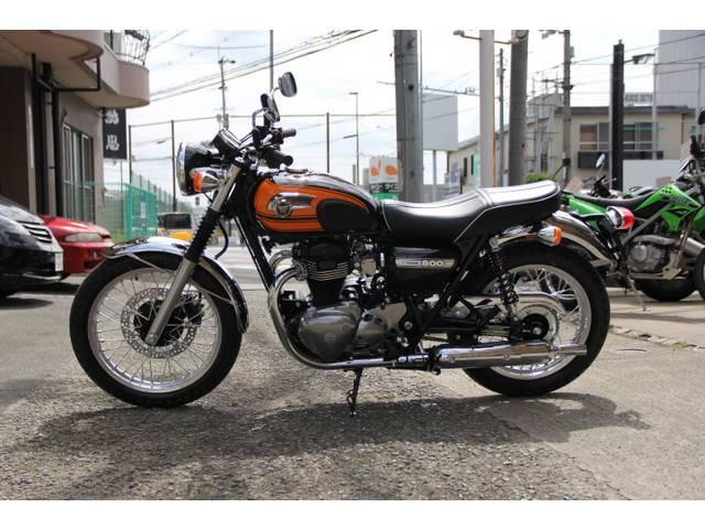 カワサキ W800ファイナルエディションの画像(大阪府
