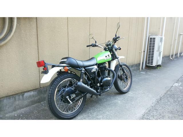 カワサキ 250TRの画像(大阪府