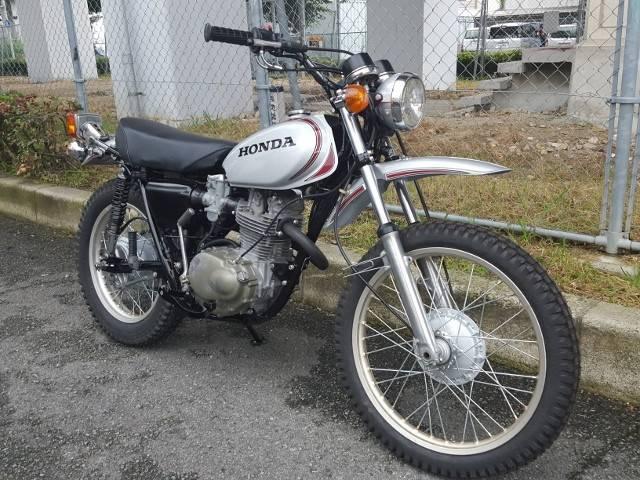 ホンダ SL250Sの画像(兵庫県