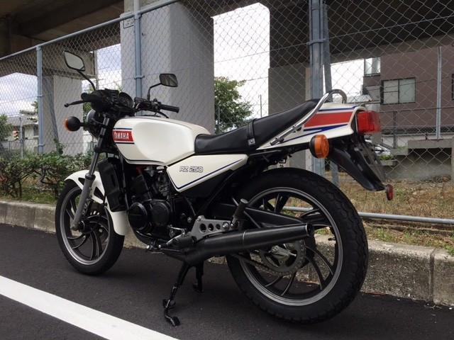 ヤマハ RZ250 オリジナル 初期型4L3の画像(兵庫県