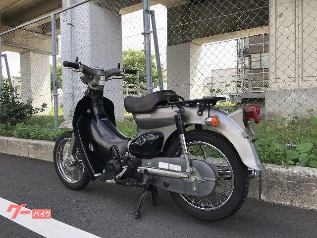 ホンダ リトルカブ FI セル付きの画像(兵庫県