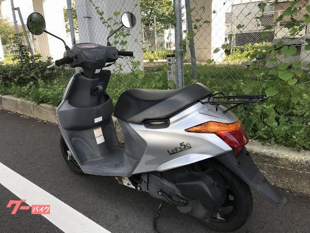 スズキ レッツ5Gの画像(兵庫県