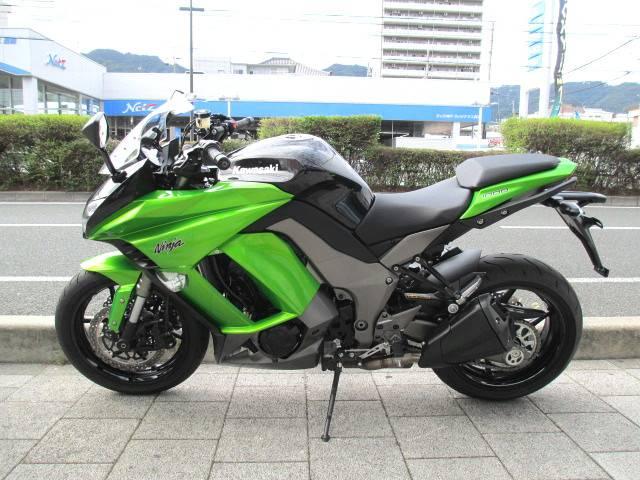 カワサキ Ninja 1000・ブライト正規モデル・ワンオーナー車の画像(兵庫県