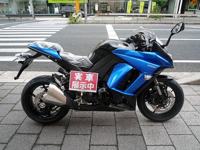 カワサキ Ninja 1000 ABS 2016年モデルの画像(兵庫県