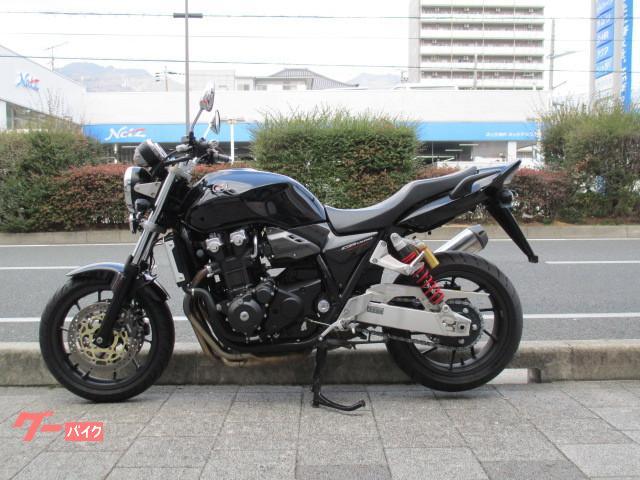 ホンダ CB1300Super Four ABS・ワンオーナー・前後タイヤ新品の画像(兵庫県