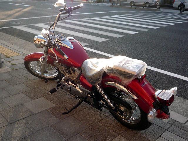 ヤマハ ドラッグスター250の画像(兵庫県