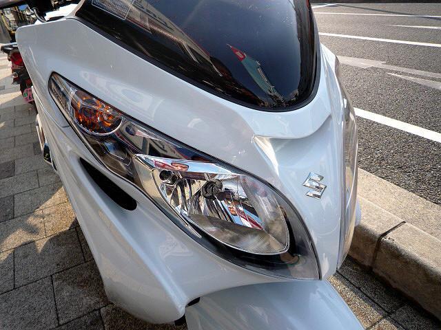 スズキ スカイウェイブ250 タイプSベーシックの画像(兵庫県
