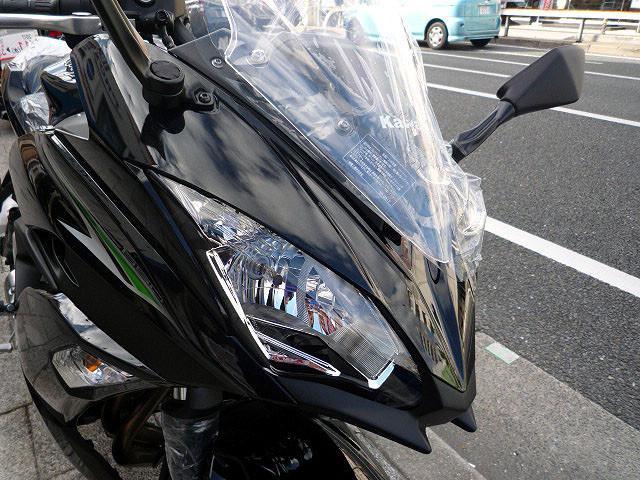 カワサキ Ninja 650の画像(兵庫県