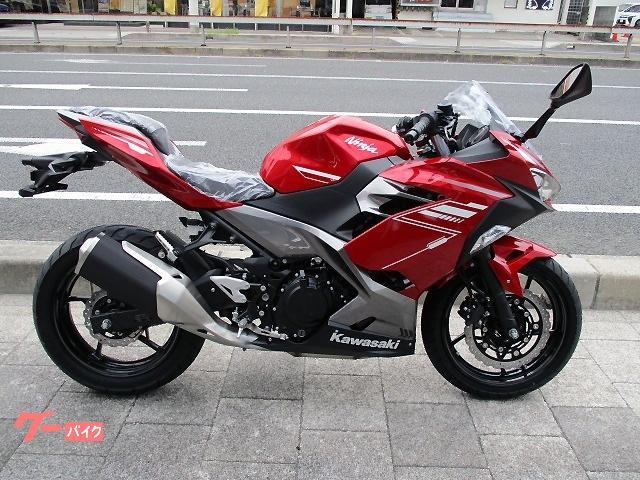 Ninja 250 2022年モデル