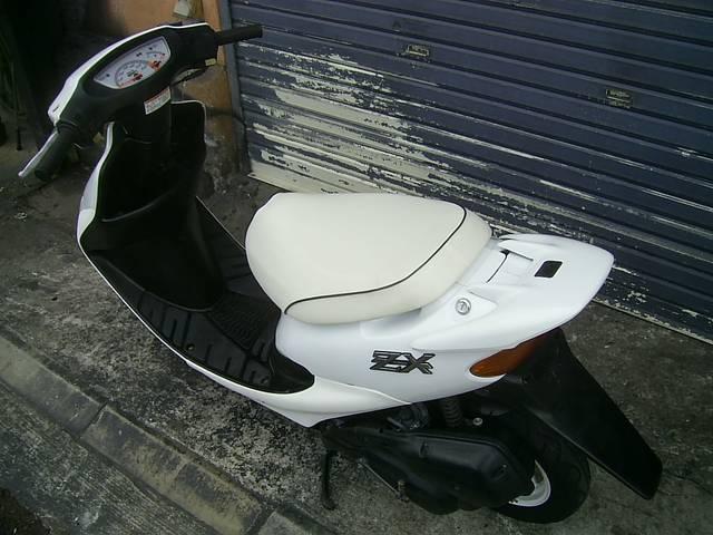 ホンダ ライブDio ZX 2型スタイル仕様・外装新品の画像(兵庫県