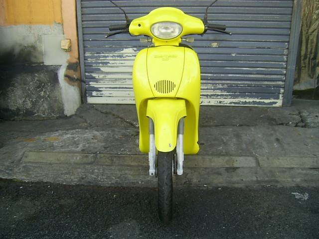aprilia スカラベオ50の画像(兵庫県