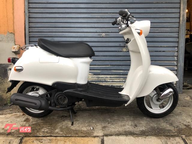 ビーノ 5AU型2stモデル・外装ホワイト新品