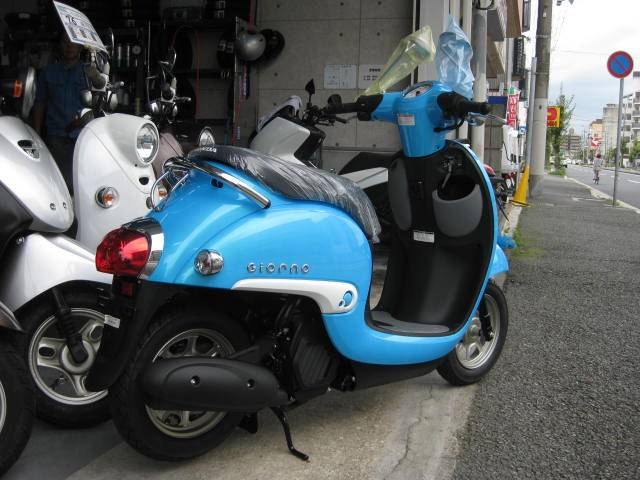 ホンダ ジョルノ 日本製 新車の画像(兵庫県