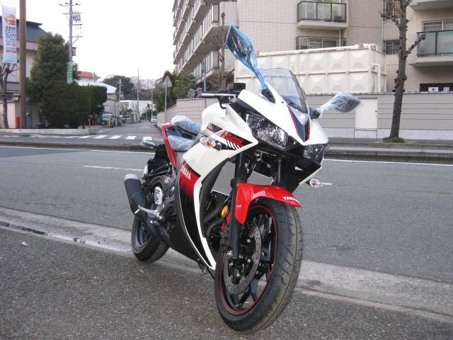 ヤマハ YZF-R25 '16年モデル 新車の画像(兵庫県