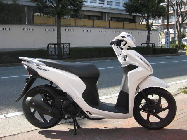 ホンダ Dio110 新車の画像(兵庫県