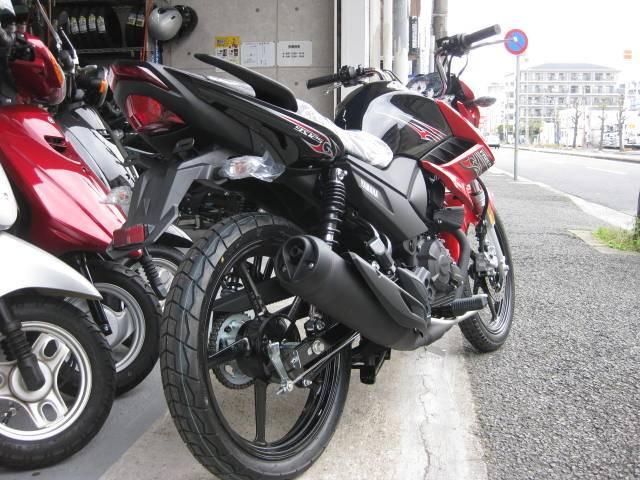ヤマハ FAZER125 FI 新車の画像(兵庫県
