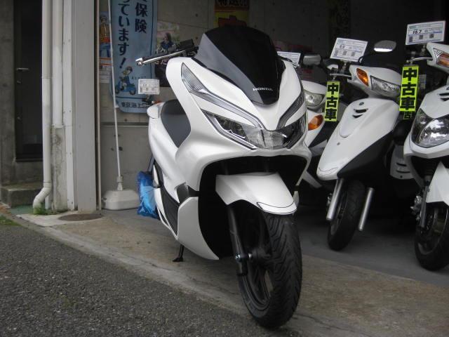 ホンダ PCX スマートキーモデル 日本仕様 新車の画像(兵庫県