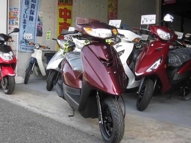 ヤマハ JOG '18モデル 日本製 新車の画像(兵庫県