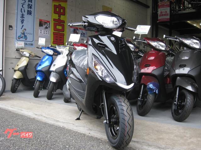 ヤマハ AXIS Z NEWカラー国内モデル 新車の画像(兵庫県