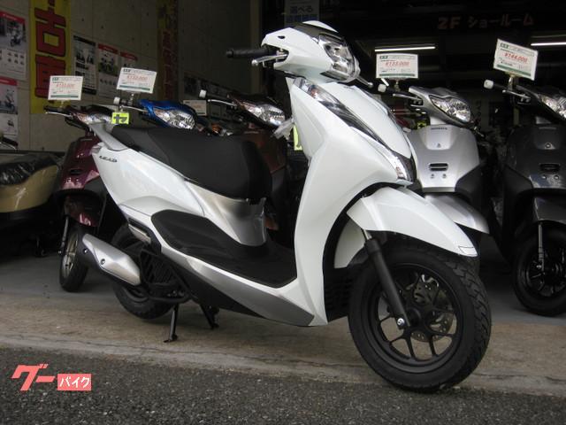 リード125ツートン 現行カラ− 日本仕様 新車