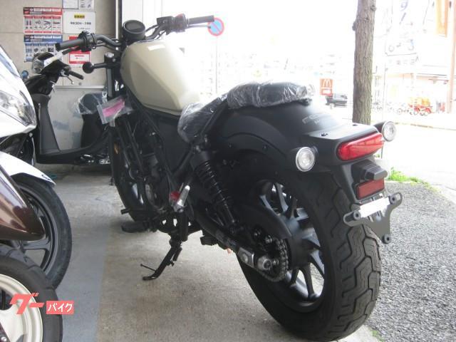 ホンダ レブル250 新型フルLEDモデル ABS標準装備の画像(兵庫県