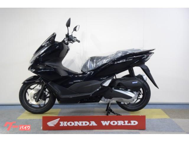 ホンダ PCX160 2021年K47モデル ポセイドンブラックの画像(大阪府
