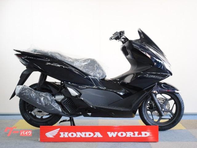 PCX 2021年JK05モデル ポセイドンブラックメタリック