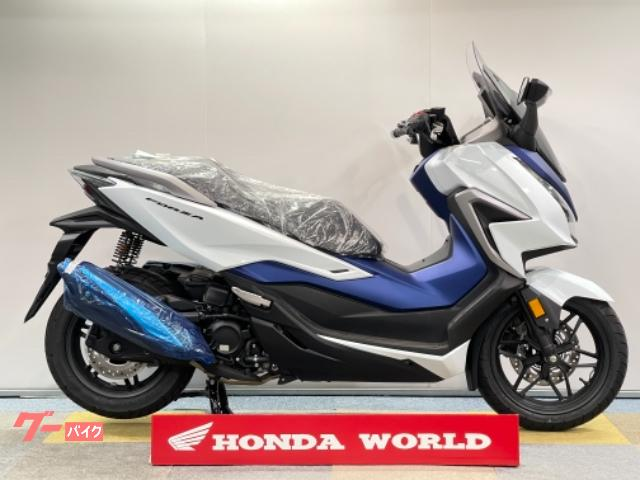 フォルツァ 2021年式モデル パールホライゾンホワイト