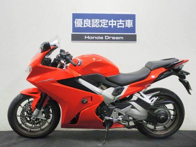 ホンダ VFR800F 優良認定中古車の画像(兵庫県
