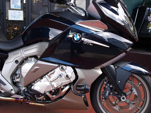 BMW K1600GTLの画像(奈良県