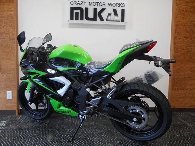 カワサキ Ninja 250SLの画像(奈良県