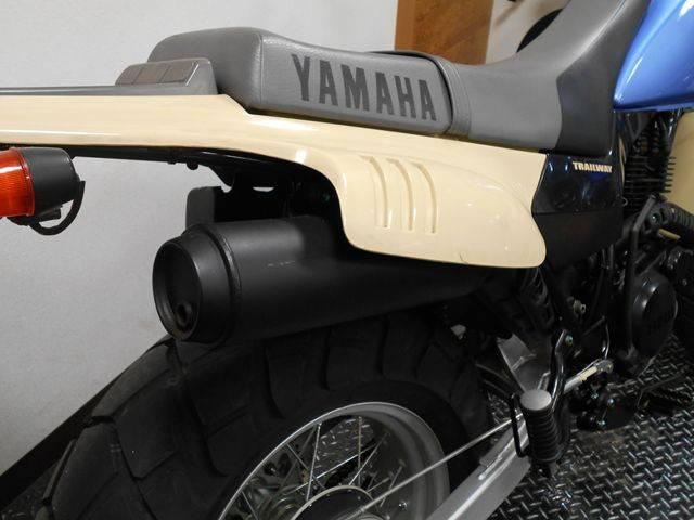ヤマハ TW200Eの画像(奈良県