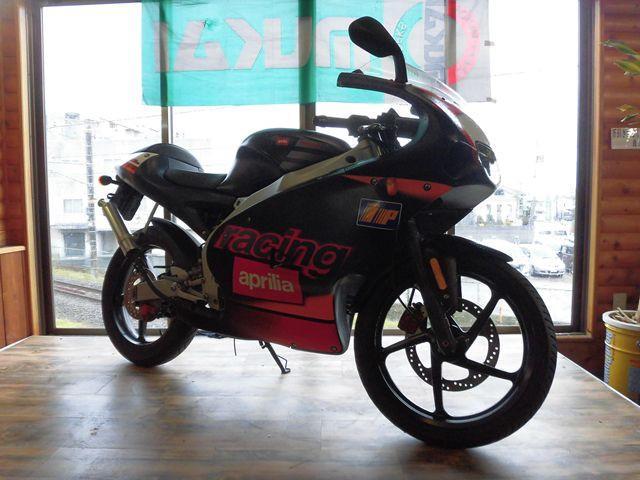 aprilia RS50の画像(奈良県